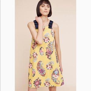 Maeve dress NWT, anthropology. XL (fits like 1/2X)